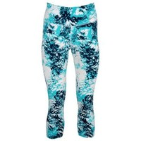 Nike Dri-Fit Cotton Printed Tight Capris - Women's