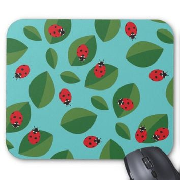 Ladybirds - Mousepad