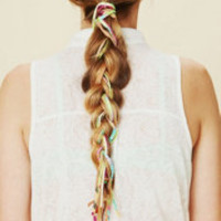 Free People Mixed Thread Hair Wraps at Free People Clothing Boutique