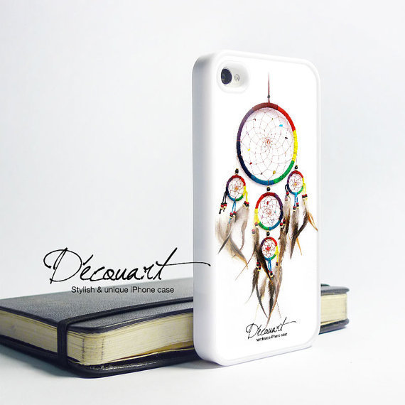 Dream catcher iPhone 4 case iPhone 4s case case by Decouartshop