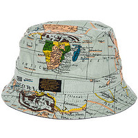 The Thompson Fisherman Hat in Maps