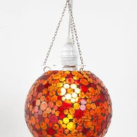 Sunset Mosaic Lantern