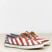 AEO Women's Keds Champion Patriotic Originals Sneaker (Multi)