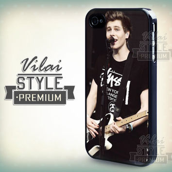 Luke Hemmings 5 Seconds of Summer iPhone 5C Case iPhone 5s Case, iPhone 4/4S Case, 5 Seconds of Summer ,Samsung S4 Case, Samsung S3 Case