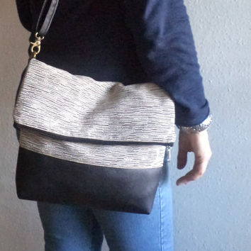 Messenger bag / Shoulder purse / Crossbody bag