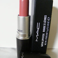 Mac Cosmetic Lipstick BRAVE 100% Authentic