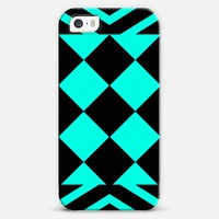 Mint iPhone 5s case by DuckyB | Casetify