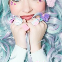 Wavy Blend / Minty Lavender (Short Version) - Lolita