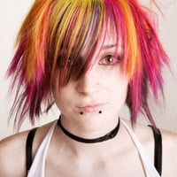 Edgy Punk Haircuts - Life123