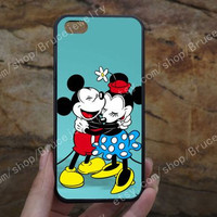 Mickey and Minnie iphone case,disney phone case,galaxy S5 case,iPhone 5C 5/5S 4/4S,samsung galaxy S3/S4/S5,Personalized Phone case