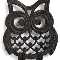 Vintage Hoots Hungry Trivet | ModCloth.com