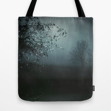 Song of the Nightbird Tote Bag by Monika Strigel | Society6