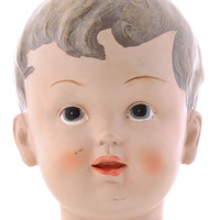 Dewey Disembodied Doll Head