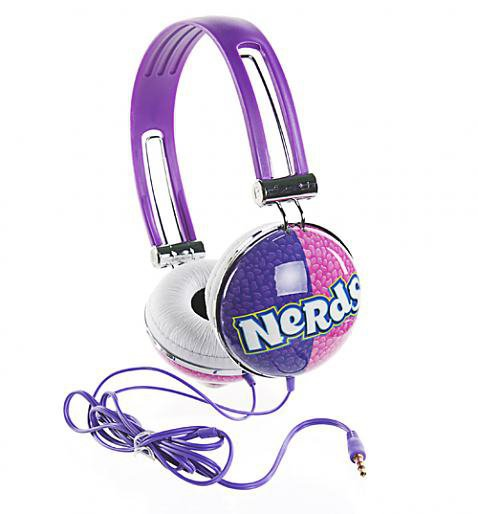 Nestle Nerds Headphones : TruffleShuffle.com