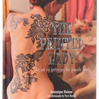 The Painted Lady Tattoo Book