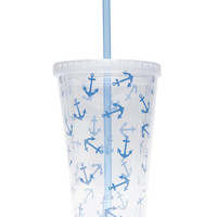 Anchor Reusable Plastic Cup | Wet Seal