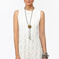 Olie Crochet Dress in  Clothes Back In Stock Dresses at Nasty Gal
