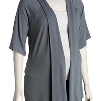 Plus Size Maternity Clothes - All Wrapped Up
