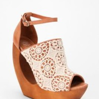 Rock Lace Wedge