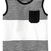 Striped Tanks for Baby