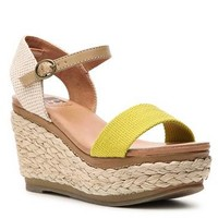BC Footwear Skin Deep Wedge Sandal