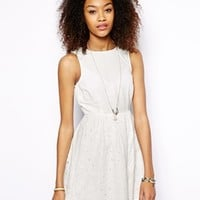Vero Moda Lace Skater Dress