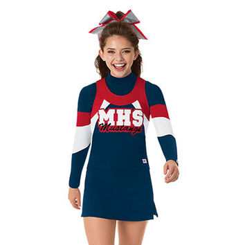 Deluxe Cheer Uniform Packages by Cheerleading Company
