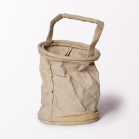 Best Made Company — French Army Collapsing Linen Bucket