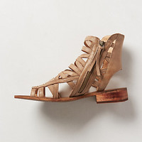 Neptunalia Sandals by Anthropologie Dark Taupe