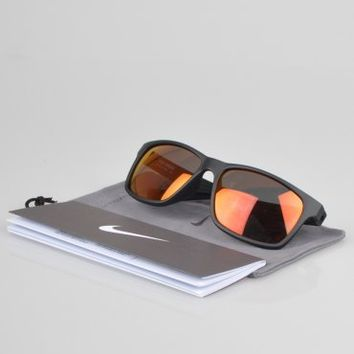 Nike Cruiser R EV0835 Sunglasses - Black/Orange