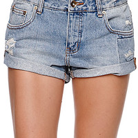 Billabong Pool Side Shorts - Womens Shorts - Blue -
