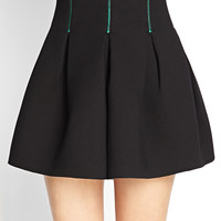 Structured Skater Skirt