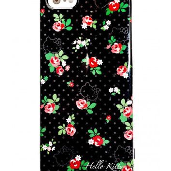 RantStore: Rant Girl Collection - Hello Kitty Roses iPhone 5 Case