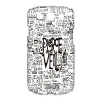 Customize Pierce the Veil Case for Samsung Galaxy S3 I9300