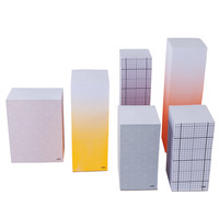 Hay - Tower Block self-adhesive notepad