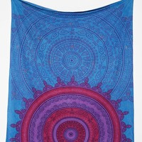 Magical Thinking Sunrise Medallion Tapestry - Urban Outfitters