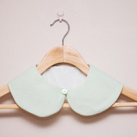 Peter Pan Collar   Detachable Peter Pan Collar in by LumiStyle