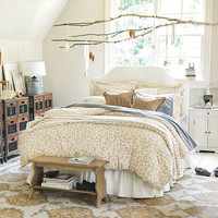 Leopard Flannel Bedding