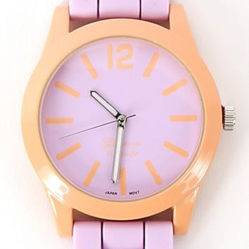 Pastel Watch | MakeMeChic.com