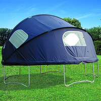 Cool Idea: Trampoline Tent