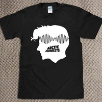 Arctic Monkeys - Alex AM supreme for T Shirt Mens and Girls screenprint