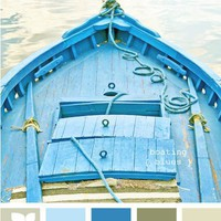 Design Seeds®: For All Who Love Color | boating blues