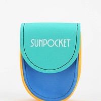 Sunpocket Colorblock Neoprene Sunglasses Case - Urban Outfitters
