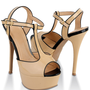 Patent T-Strap Heels | FOREVER21 - 2000047522