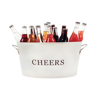 Portable Cheers Ice Bucket