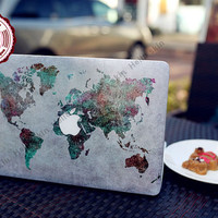 Macbook Decals Macbook Stickers Macbook Skins Macbook Cover Vinyl Decal for Apple Laptop Macbook Pro Macbook Air Partial Skin
