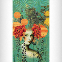 Day Dream Stretched Canvas Art | PLASTICLAND