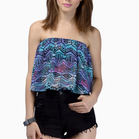 Aquatic Cropped Top $28