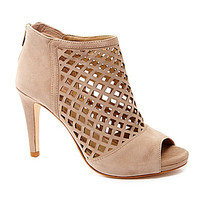 Antonio Melani Ingride Cutout Booties | Dillards.com