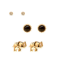 Elephant Stud Set